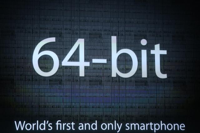 64-bit architecture in A7