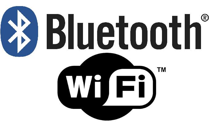 Bluetooth and Wi-Fi
