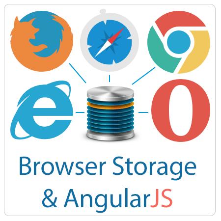 Browser Storage & AngularJs