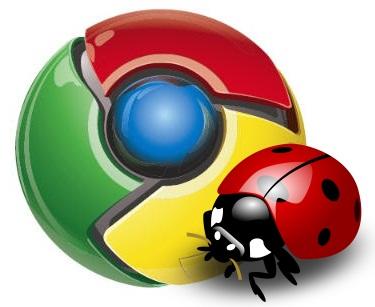Chrome Bug Found