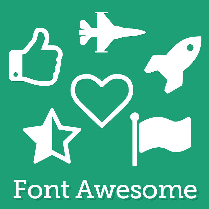 Forget image icons; here is Font-Awesome