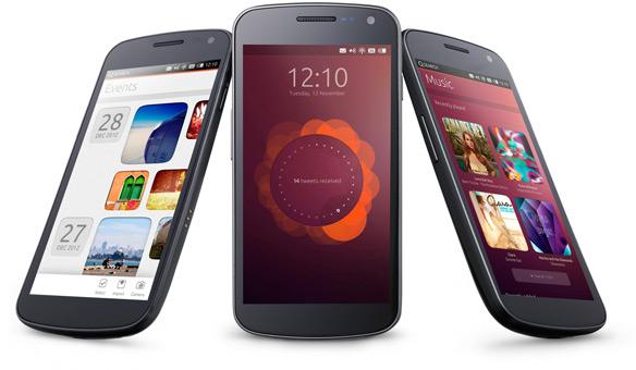 Ubuntu for Smartphone