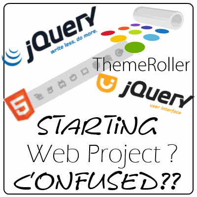Starting a Web Project or Site?